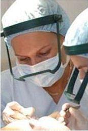 Haartransplantatie complicaties.
